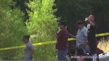 Continúa la búsqueda en el río Guadalupe por hombre desaparecido arrastrado por la corriente al salvar a sus hijos - Univision 41 San Antonio
