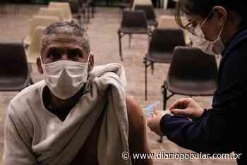 Pelotas tem mais 1.448 vacinados contra Covid-19   Geral - Diário Popular