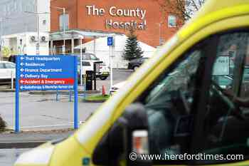 Hundreds more on treatment waiting list in Herefordshire