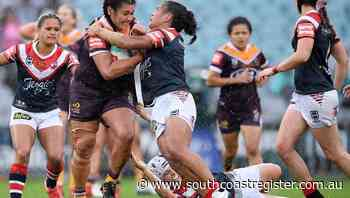 NRLW stars to be distributed across clubs - South Coast Register