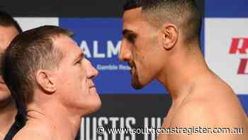 Huni 'has done nothing for boxing': Gallen - South Coast Register