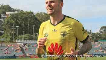 Hooper returns to A-League's Phoenix - South Coast Register