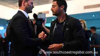 Retiring Cordner backs NRL crackdown - South Coast Register