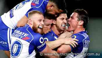 Dogs beat Dragons for second NRL victory - South Coast Register