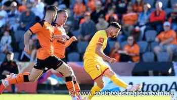 Juric fires Adelaide past Roar in AL final - South Coast Register