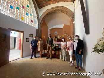 El PSOE denuncia posibles irregularidades en las obras de la capilla de la Plaza de Toros - La Voz de Medina Digital