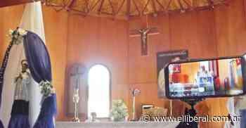 En la Capilla San Luis Gonzaga se vive con júbilo su mes patronal - El Liberal Digital
