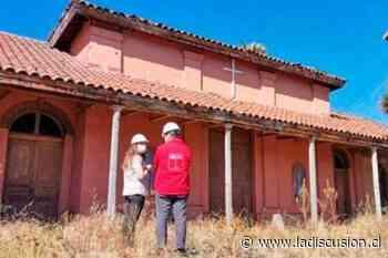Retomarán proyecto de restauración de la Capilla San Juan de Dios - La Discusión