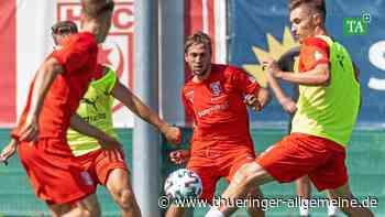 FC Rot-Weiß Erfurt verpflichtet Talent von Oberliga-Rivale Merseburg - Thüringer Allgemeine