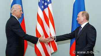 """Treffen mit Biden steht an: Putin-Berater spürt """"schwachen Optimismus"""""""