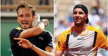 ATP Halle: Daniil Medvedev vs. Jan-Lennard Struff im TV, Livestream und Liveticker · tennisnet.com - tennisnet.com