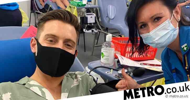 Celebrity MasterChef champ Riyadh Khalaf among the first gay men to donate blood