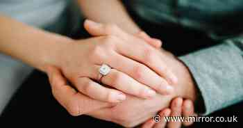Dad forces daughter to pay her ex fiancé back for pawning his grandmother's ring