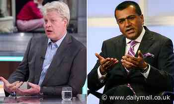 Earl Spencer slams BBC's 'unbelievable' decision to clear itself over the rehiring of Martin Bashir