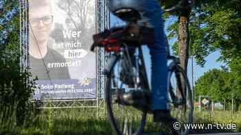 """""""Wer hat mich hier ermordet?"""": Polizei sucht mit Plakat nach Mörder"""