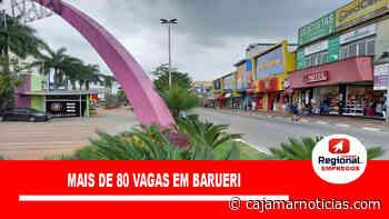 SMR e Total Express abrem vagas de auxiliar e controlador em Barueri - Cajamar Notícias