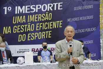 Secretários municipais de Esportes da Grande São Paulo se reúnem em Barueri para intercâmbio - Correio Paulista