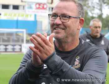 Ex-Carlisle United boss Greg Abbott handed new role at Solihull Moors   News and Star - News & Star