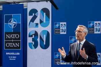 La OTAN escenifica en Bruselas la vuelta a la concordia de Europa y EEUU - Noticias Infodefensa Mundo - Infodefensa.com
