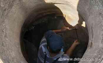 Jumapac inicia trabajos para desazolve de líneas de drenaje en Concordia - Debate
