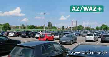 Katalysator-Klau in Wolfsburg geht weiter: Diebe schlagen auf VW-Parkplatz zu - Wolfsburger Allgemeine