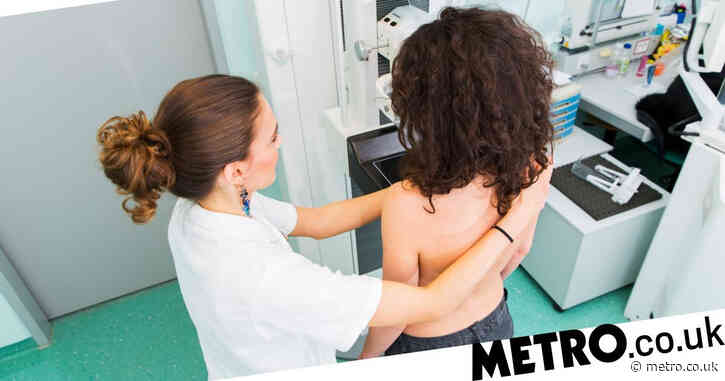 Thousands of women may have breast cancer and still not know it