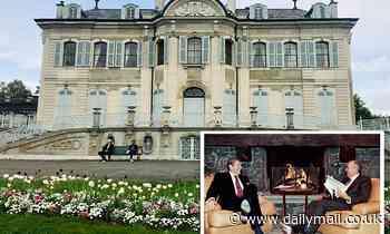 the luxurious18th Century villa where Joe Biden will sit down with Vladimir Putin