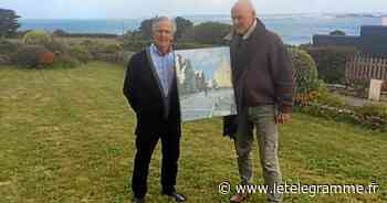 À Roscoff, trois artistes bretons exposent à l'Abri du canot de sauvetage du 19 juin au 4 juillet - Le Télégramme