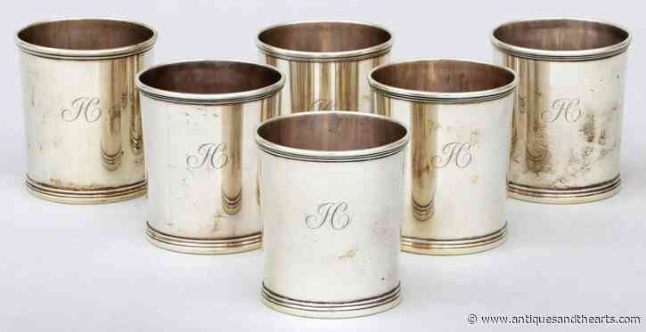 Asa Blanchard Julep Cups Reflect Quality For South Bay