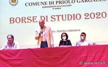 Premiati gli studenti meritevoli a Priolo Gargallo - Digitale terrestre free: canale 652 - WLTV