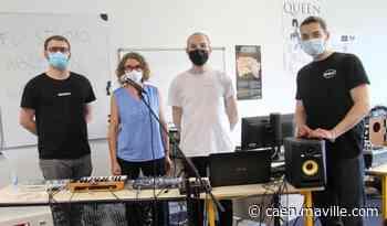 Mondeville. La création musicale au centre d'un projet - maville.com