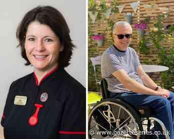 Thornbury cancer nurse awarded British Empire Medal - South Cotswolds Gazette