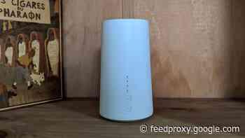 Vodafone Gigacube (Huawei B528s-23a) portable 4G router