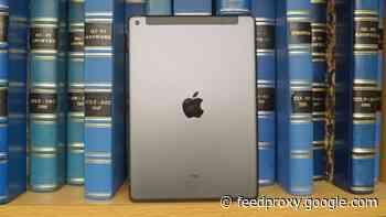 New iPad 10.2 (2020)