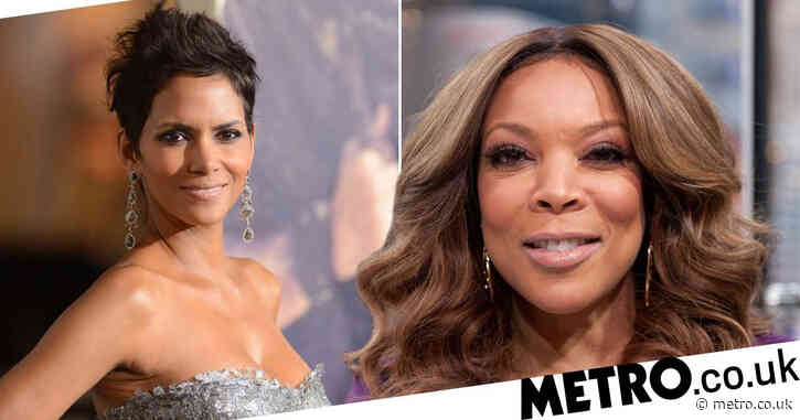 Wendy Williams didn't wash her boob for two weeks after Halle Berry touched it: 'She flicked it and winked at me'