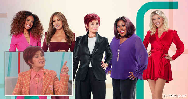 The Talk's future is officially confirmed after Sharon Osbourne's shocking exit
