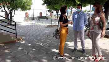Villanueva del Rosario avanza en la recuperación y puesta en valor de la Plaza de Andalucía - Cadena SER Andalucía Centro