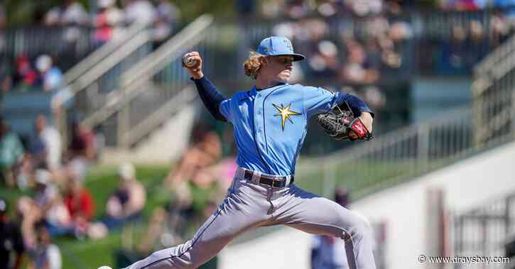 Rays prospects and minor leagues: Baz set for Durham debut