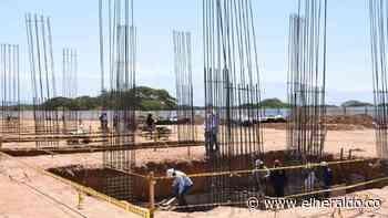 Avanza construcción de base para Policía Metropolitana en Valledupar - EL HERALDO