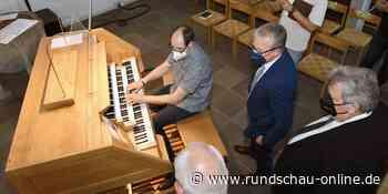 """Orgel-Sanierung Wiehl: Optimaler Klang dank """"Mission Impossible"""" - Kölnische Rundschau"""