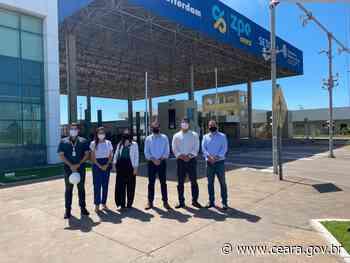 Comitiva do Rio de Janeiro visita instalações do Complexo do Pecém - Ceará