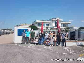 Sciopero alla Coc Farmaceutici di Rovereto sul Secchia - SulPanaro