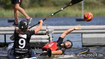 KCNW Berlin gewinnt bei den Finals im Kanu-Polo - die Ergebnisse vom Samstag im Überblick - rbb24
