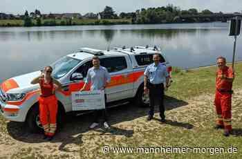 Spenden verhelfen Rettern zu neuem Boot - Ladenburg - Nachrichten und Informationen - Mannheimer Morgen