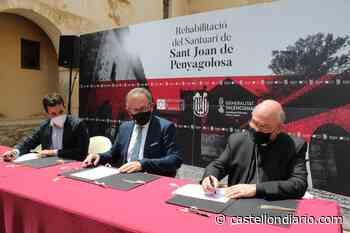 Convenio a tres bandas para rehabilitar el Santuario de Sant Joan de Penyagolosa - Castellón Diario. Periódico Digital. Noticias de Castellón