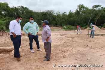 Chanyokdzonot 2 y San Andrés Xbac contarán con parque, el Ayuntamiento lo está construyendo - Elpuntosobrelai.com