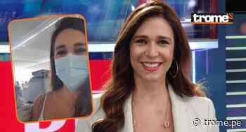 """Verónica Linares lloró de emoción al recibir la vacuna contra la COVID-19: """"Es un alivio tener mi primera dosis"""" - Diario Trome"""
