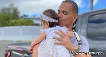 [Video] Las lágrimas de Víctor Manuelle por culpa de su nieta en brazos - Pulzo.com