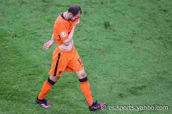 Las lágrimas de Daley Blind y su conexión emotiva con Christian Eriksen - Yahoo Eurosport ES
