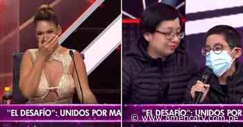 Tilsa Lozano lloró tras conocer el caso de Mathías, un niño que padece cáncer e hidrocefalia - América Televisión